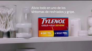 Tylenol Cold + Flu Severe TV Spot, 'Alivio del dolor de cabeza' [Spanish] - Thumbnail 7
