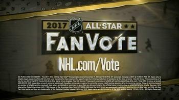 The National Hockey League TV Spot, '2017 All-Star Fan Vote' - Thumbnail 9