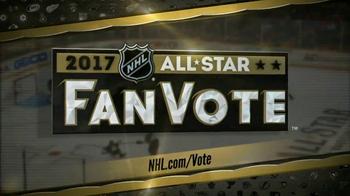 The National Hockey League TV Spot, '2017 All-Star Fan Vote' - Thumbnail 4