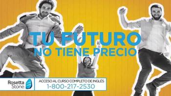 Rosetta Stone TV Spot, 'Tu futuro no tiene precio' [Spanish] - Thumbnail 6