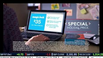 magicJack Holiday Price TV Spot, 'The Perfect Gift' - Thumbnail 8