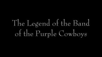 Purple Cowboy TV Spot, 'The Legend of the Purple Cowboys' - Thumbnail 1