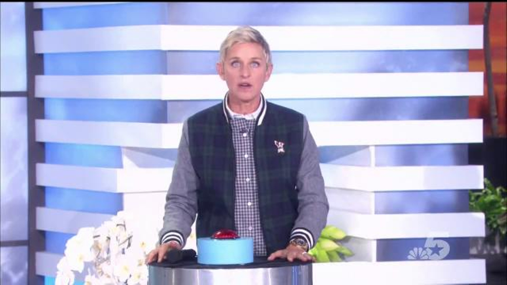 DoubleDown Slots & Casino TV Commercial, 'The Ellen DeGeneres Show'