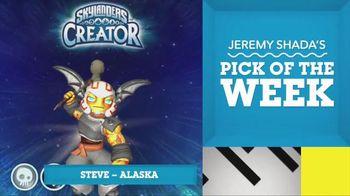 Skylanders Imaginators TV Spot, 'Cartoon Network: November' Ft Jeremy Shada - 6 commercial airings