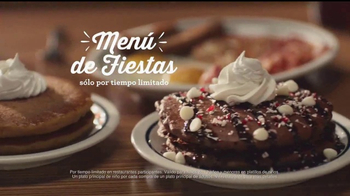 IHOP Holiday Menu TV Spot, 'Celebra las fiestas con estilo' [Spanish] - Thumbnail 9