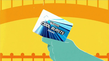 Ice Breakers Cool Blasts Chews TV Spot, 'Science Channel: Keep Your Cool' - Thumbnail 2