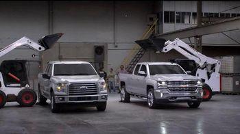 Chevrolet Etiqueta de Bono TV Spot, 'Silverado 1500' [Spanish] - 822 commercial airings