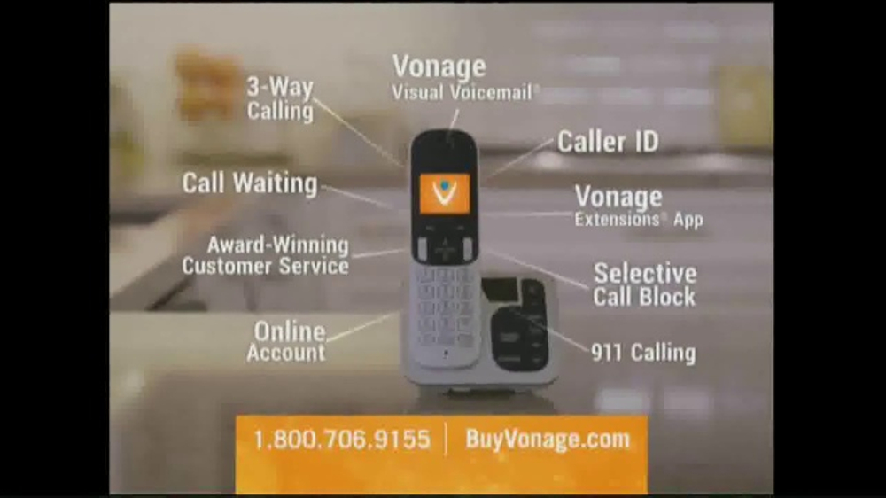 Vonage TV Commercial, 'Connect in New Ways' - Video