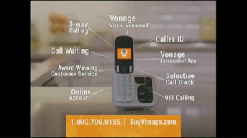 Vonage TV Spot, 'Connect in New Ways' - Thumbnail 2