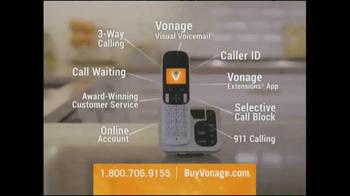 Vonage TV Spot, 'Connect in New Ways'