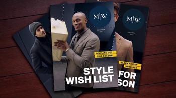 Men's Wearhouse TV Spot, 'Style Wish List' - Thumbnail 2
