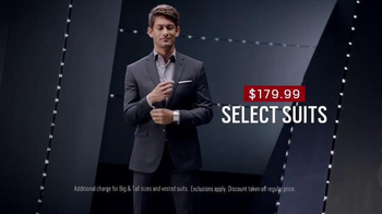 Men's Wearhouse TV Spot, 'Style Wish List' - Thumbnail 5