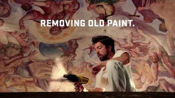 Wagner Furno Heat Gun TV Spot, 'Renaissance Ceiling' - Thumbnail 3
