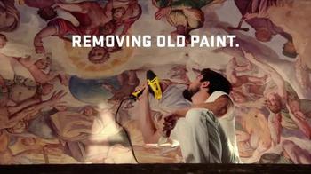Wagner Furno Heat Gun TV Spot, 'Renaissance Ceiling' - Thumbnail 4