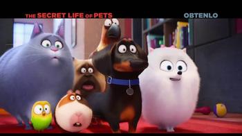 The Secret Life of Pets Home Entertainment TV Spot [Spanish] - Thumbnail 7