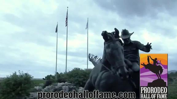 ProRodeo Hall of Fame TV Spot, 'Plan Your Visit' - Thumbnail 4