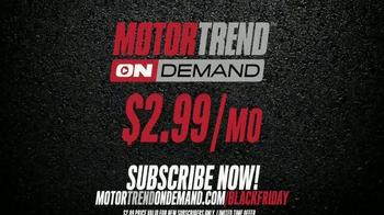 Motor Trend On Demand Black Friday Deal TV Spot, 'Original Shows' - Thumbnail 7