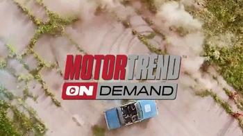 Motor Trend On Demand Black Friday Deal TV Spot, 'Original Shows' - Thumbnail 2
