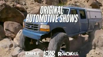 Motor Trend On Demand Black Friday Deal TV Spot, 'Original Shows'