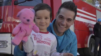 UNICEF Project TV Spot, 'Holidays: Stand for Kids' - Thumbnail 4