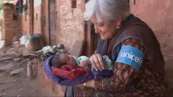 UNICEF Project TV Spot, 'Holidays: Stand for Kids' - Thumbnail 8