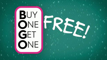 Proactiv BOGO Sale TV Spot, 'Gift of Clear Skin' Featuring Julianne Hough - Thumbnail 1