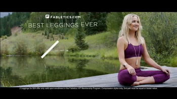 Fabletics.com TV Spot, 'Aspen: Leggings' Featuring Kate Hudson - Thumbnail 8