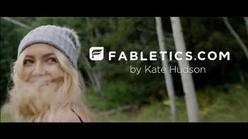Fabletics.com TV Spot, 'Aspen: Leggings' Featuring Kate Hudson - Thumbnail 3