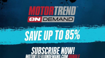 Motor Trend On Demand Bundle TV Spot, 'The'Ultimate Holiday Gift' - Thumbnail 7