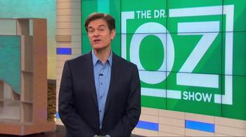 California Walnuts TV Spot, 'Dr. Oz: Holiday Recipe' - Thumbnail 2