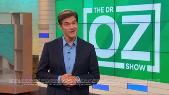 California Walnuts TV Spot, \'Dr. Oz: Holiday Recipe\'