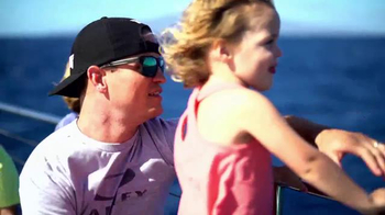 The Hawaiian Islands TV Spot, 'Whale Watching' Featuring Zach Johnson - 53 commercial airings