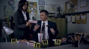Sonic Drive-In BOGO Wing Night TV Spot, 'ION Television: Wing It' - Thumbnail 9