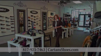 Cartan's Shoes TV Spot, 'Walking Cradle' - Thumbnail 1