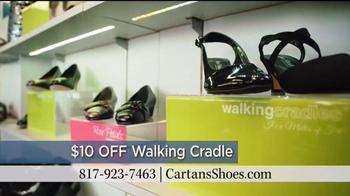 Cartan's Shoes TV Spot, 'Walking Cradle' - Thumbnail 10