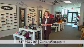 Cartan's Shoes TV Spot, 'Walking Cradle' - Thumbnail 2