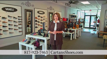 Cartan's Shoes TV Spot, 'Walking Cradle' - Thumbnail 3
