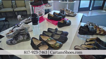 Cartan's Shoes TV Spot, 'Walking Cradle' - Thumbnail 4