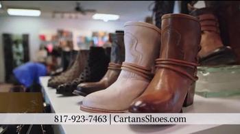 Cartan's Shoes TV Spot, 'Walking Cradle' - Thumbnail 5
