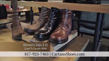 Cartan's Shoes TV Spot, 'Walking Cradle' - Thumbnail 6