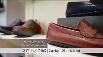 Cartan's Shoes TV Spot, 'Walking Cradle' - Thumbnail 7