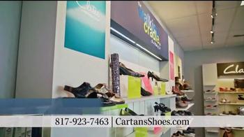 Cartan's Shoes TV Spot, 'Walking Cradle' - Thumbnail 8