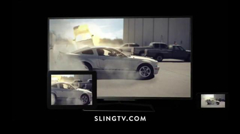 Sling TV Spot, 'Crazy' Featuring Danny Trejo - Thumbnail 5