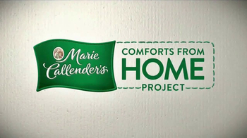 Marie Callender's TV Spot, 'HGTV: Comforts From Home Project' - Thumbnail 8