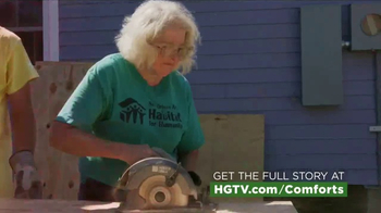 Marie Callender's TV Spot, 'HGTV: Comforts From Home Project' - Thumbnail 5