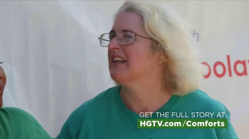 Marie Callender's TV Spot, 'HGTV: Comforts From Home Project' - Thumbnail 6