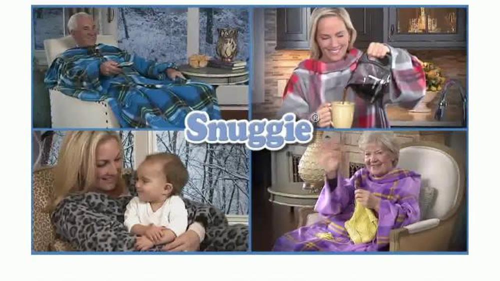 Snuggie TV Commercial, 'Cozy'