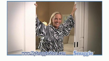 Snuggie TV Spot, 'Cozy' - Thumbnail 4