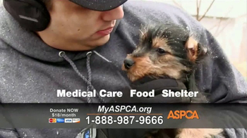 ASPCA TV Spot, 'Winter Help'