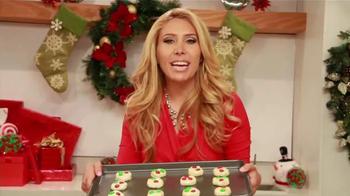 M&M's TV Spot, 'Univision: galletas navideñas' con Jimena Gállego [Spanish] - Thumbnail 6